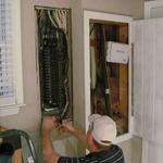 We do complete electrical panel changes and upgrades.