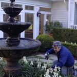 We install and service indoor and outdoor water features.